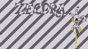 Zecora Striped by GuruGrendo