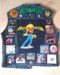 My Helloween Jacket by 7-Sinners-Of-Hell
