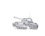 T-44 1:50 textured by Raven-Al