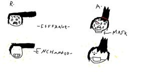 O.C. Expressions part 4 by walksmith2