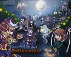 GrandChase's Halloween by Brex5