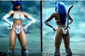 Soul Calibur V - Felicia Edits and Updates by Hotfeet444