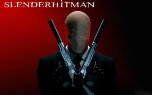 Slenderhitman by GentlemanRiot