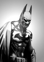 Batman De Finist by darkangel2582