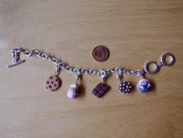 Fimo Charm Bracelet by Loomable