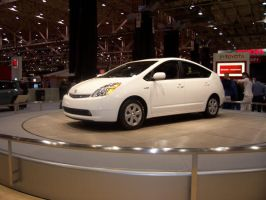 Toyota Prius by gpsc