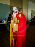 Kefka :CJ: - Realmscon '10 by Magic-Artist