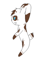 Bunnah Adopt (I need the points) by EeveelutionsGoddess