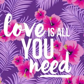 LOVE IS ALL YOU NEED by LizbethArceo