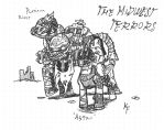 Fallout Equestra: the Midwest Terror by Krashface
