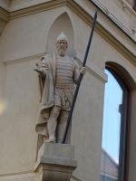 Statue Old City Prague by IsK4nD3R