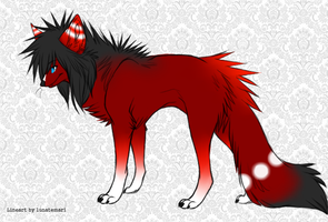 Wolf Adopt 6 - SOLD by MangoAdopts