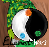 ElementaWars Cover by RoyalCanterlot-RPS