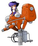 Ghost in the shell chibi by TK2K