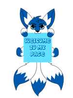 Welcome by larkawolf2009