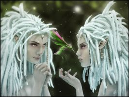 Norwegian Wood Elves by AndyFairhurst
