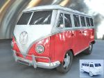 Volkswagen Microbus by TomerM