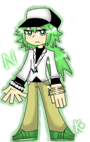 Natural harmonia gropius by chikamew