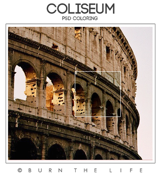 +Coliseum [PSD Coloring] by Burn-the-life