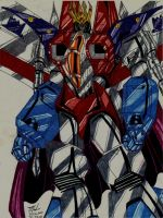 STARSCREAM by Mjones456