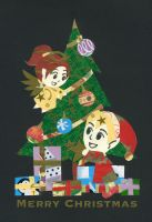Decorating the Tree by Arabidopsis