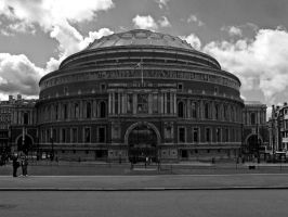 Royal Albert Hall by Teakster