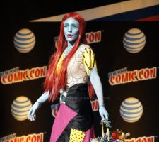 NYCC 2015 - Cosplay Contestent 17 - Sat. by kamau123