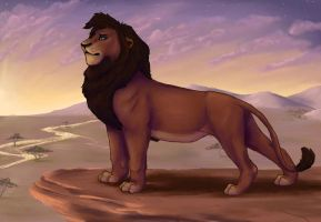 Kovu by zalay