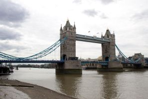 London Bridge by Cynnalia-Stock