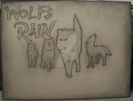 Wolf's Rain by RainWolf23