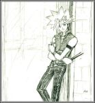 Adult Yugi draft by Lizeth