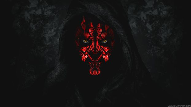 Star Wars Battlefront 2  Darth Maul 8k Wallpaper by TheSyanArt