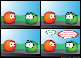SC36 - What? by simpleCOMICS