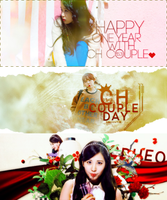One Year With CH Coupleee~ by heoakasocutie