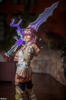 Serah Farron: The Mage by rynoki