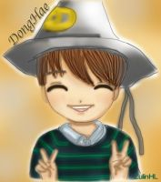 DongHae hat by zulinHL