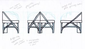 Desk Design grouping by chibi-muse