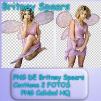 Photopack de Britney Spears PNG by Miliss15