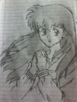Kagome by TheDragonInTheCenter