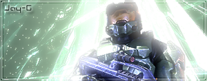 Master Chief signature by Vermal21
