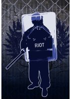 Riot by CamelE
