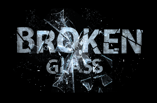Broken Glass by Inspire-Creative