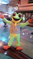 Cha-Cha, the Rainforest Cafe Mascot by BigMac1212