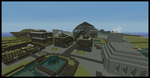 My Little Minecraft Village by shadowjess