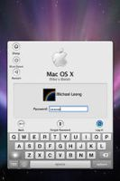Mac Login Lockscreen by gepalex