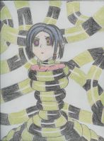 Kila in Shiho's coils Shiho's owners style by Kila-Knight