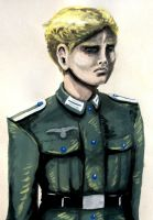 German Soldier by Noidatron