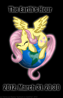 The Earth's Hour by InuHoshi-to-DarkPen