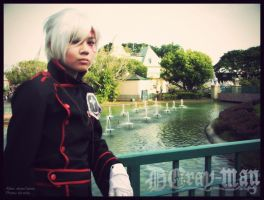 DGM: allen walker by shien7aries