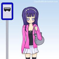 Bus Stop by CamillaBB